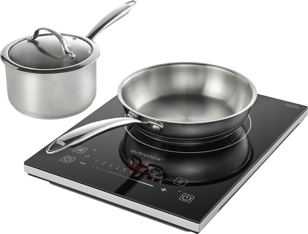 """Insignia 12"""" Electric Induction Cooker for $50 + free shipping"""