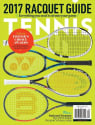 Tennis Magazine 1-Year Subscription: 6 issues for free