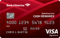BankAmericard Cash Rewards™ Credit Card $100 cash rewards offer