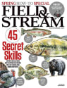 Field & Stream Magazine 1-Year Subscription: 12 issues for free
