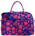 Vera Bradley Weekender Bag for $28 + free shipping