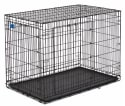 Top Paw Double Door Wire Dog Crate for $70 + free shipping