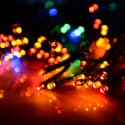 Waterproof 100-LED 70-Foot Solar Fairy Light for $10 + free shipping