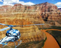 The Strip & Grand Canyon Helicopter Tours from $89