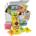 Post-it Notes Treasure Chest Value Pack for $50 + free shipping