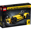 LEGO Ideas Caterham Seven 620R Set for $55 + pickup at Walmart
