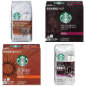 Starbucks at Target: $6 off w/ three products + free shipping w/ $25
