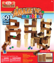 Ideal Amaze 'N' Marbles Wood 60-Piece Set for $22 + pickup at Walmart
