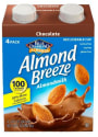 Blue Diamond Almond Breeze Milk 8-oz. 4-Pack for $2 + free shipping w/ Prime
