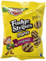 36 Keebler Fudge Stripe Cookies 2-oz. Bags for $10 w/ $25 purchase + free shipping