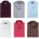 5 Men's Dress Shirts for $50 + free shipping