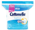 168 Cottonelle FreshCare Cleansing Cloths for $7 + pickup at Walmart