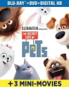 Secret Life of Pets on Blu-ray w/ Lunchbox for $13 + pickup at Best Buy