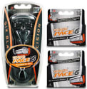 Dorco Pace 6 Razor w/ 10 Blade Cartridges for $11 + free shipping