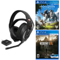 Plantronics Wireless PS4 Headset w/ 2 Games for $180 + free shipping