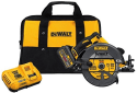 DeWalt Brushless Circular Saw w/ Battery for $200 + free shipping