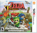 The Legend of Zelda: Tri Force Heroes for 3DS for $15 + pickup at GameStop