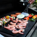 Nonstick Grilling Mat 2-Pack for $5 + free shipping