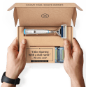 Dollar Shave Club Subscription: First month for $1 + free shipping