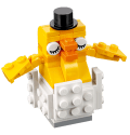 Upcoming: LEGO Baby Chicken Build: free w/ registration + at LEGO Stores