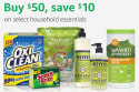 Household Essentials at Amazon: $10 off $50