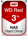 "Western Digital Red 3TB 3.5"" SATA 6Gbps HDD for $90 + free shipping"
