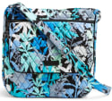 Vera Bradley Double Zip Mailbag for $32 + free shipping