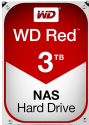 """Western Digital Red 3TB 3.5"""" SATA 6Gbps HDD for $99 + free shipping"""