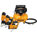 Refurb Bostitch 3-Tool & Compressor Combo Kit for $152 + free shipping