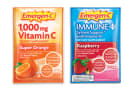 3 Emergen-C Supplement Drink Mix Samples for free