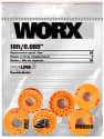 Worx Replacement Spools 6-Pack for $9 + free shipping