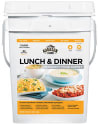 Augason Farms Emergency Food Supply Pail for $36 + free shipping