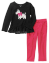 Garanimals Toddler Girls' 2pc Top and Pants for $5 + pickup at Walmart