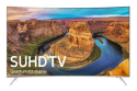 """Samsung 65"""" 120Hz Curved 4K LED UHD Smart TV for $1,399 + free shipping"""