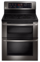 "LG 30"" Stainless Steel Double Oven Range for $900 + free shipping"