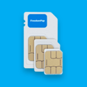 FreedomPop 4G LTE Nationwide SIM Kit for $1 + free shipping