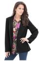 Denim 24/7 Women's Knit Sleeve Blazer for $27 + free shipping