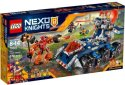 LEGO Nexo Knights Axl's Tower Carrier for $52 + free shipping