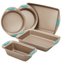 Rachael Ray 5-Piece Bakeware Set for $28 + free shipping w/ Prime