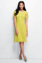 Lands' End Women's Lace Sheath Dress for $45 + free shipping w/ $50