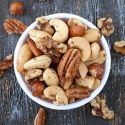 High Valley Orchard Salt Free Nuts 8-oz. Bag for $8 + $4 s&h