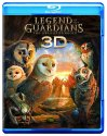 Legend of the Guardians 3D Blu-ray / Blu-ray for $12 + free shipping w/ Prime