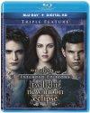 Twilight Saga Triple Feature on Blu-ray / HD for $10 + pickup at Walmart