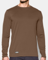 Under Armour Men's Tech Long Sleeve T-Shirt for $17 + free shipping
