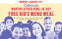 Upcoming: Spaghetti Warehouse Kid's Meal: free w/ adult entree