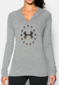 Under Armour Women's Freedom Tri-Blend Hoody for $22 + free shipping