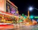 Las Vegas Night Strip Bus Tour w/ Champagne for $35