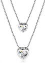 J.Rosee Sterling Silver Pendant Necklace for $10 + free shipping w/ Prime