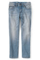Lands' End Boys Iron Knee Slim Fit Jeans for $15 + $8 s&h