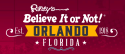 Ticket to Ripley's Believe it or Not! Orlando for $12
